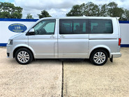 Volkswagen Caravelle 2014 EXEC TDI BLUEMOTION TECH Wheelchair & scooter accessible vehicle WAV 30