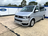 Volkswagen Caravelle 2014 EXEC TDI BLUEMOTION TECH Wheelchair & scooter accessible vehicle WAV 4