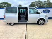 Volkswagen Caravelle 2014 EXEC TDI BLUEMOTION TECH Wheelchair & scooter accessible vehicle WAV 32