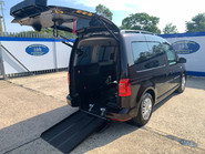 Volkswagen Caddy Life 2017 C20 LIFE TDI driver transfer wheelchair & scooter accessible vehicle 20
