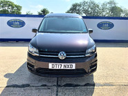 Volkswagen Caddy Life 2017 C20 LIFE TDI driver transfer wheelchair & scooter accessible vehicle 3
