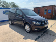Volkswagen Caddy Life 2017 C20 LIFE TDI driver transfer wheelchair & scooter accessible vehicle 2