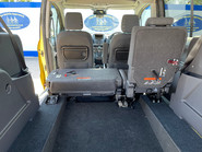 Ford Grand Tourneo Connect 2018 TITANIUM TDCI Wheelchair & scooter accessible vehicle WAV 9