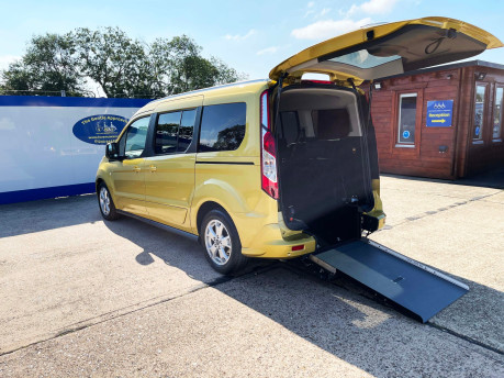 Ford Grand Tourneo Connect 2018 TITANIUM TDCI Wheelchair & scooter accessible vehicle WAV 1