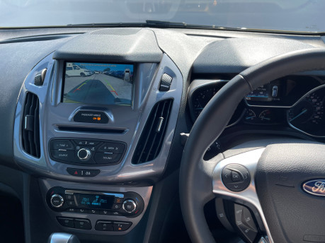 Ford Grand Tourneo Connect 2018 TITANIUM TDCI Wheelchair & scooter accessible vehicle WAV 13