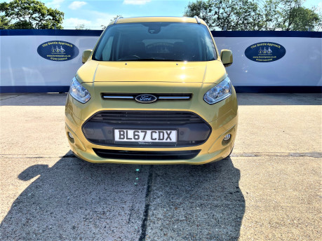 Ford Grand Tourneo Connect 2018 TITANIUM TDCI Wheelchair & scooter accessible vehicle WAV 3