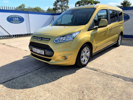 Ford Grand Tourneo Connect 2018 TITANIUM TDCI Wheelchair & scooter accessible vehicle WAV 4