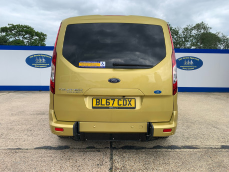 Ford Grand Tourneo Connect 2018 TITANIUM TDCI Wheelchair & scooter accessible vehicle WAV 5
