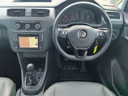Volkswagen Caddy Maxi 2016 C20 LIFE TDI wheelchair & scooter accessible vehicle WAV 13