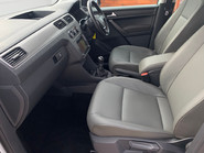 Volkswagen Caddy Maxi 2016 C20 LIFE TDI wheelchair & scooter accessible vehicle WAV 24
