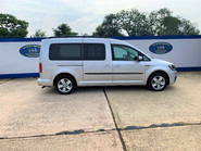 Volkswagen Caddy Maxi 2016 C20 LIFE TDI wheelchair & scooter accessible vehicle WAV 29