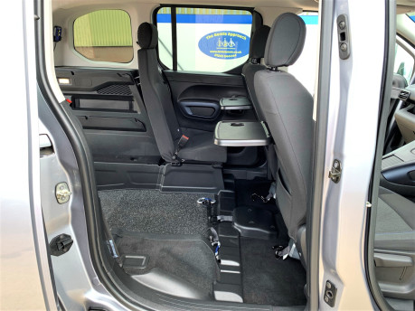 Peugeot Rifter 2020 PURETECH S/S ALLURE wheelchair & scooter accessible vehicle WAV 26