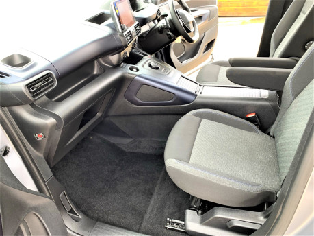 Peugeot Rifter 2020 PURETECH S/S ALLURE wheelchair & scooter accessible vehicle WAV 24