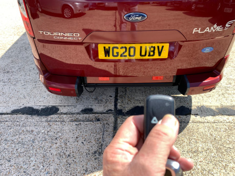 Ford Grand Tourneo Connect 2020 TITANIUM TDCI wheelchair & scooter accessible vehicle WAV 6
