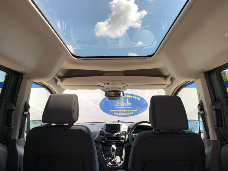 Ford Grand Tourneo Connect 2020 TITANIUM TDCI wheelchair & scooter accessible vehicle WAV 10