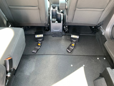 Ford Grand Tourneo Connect 2020 TITANIUM TDCI wheelchair & scooter accessible vehicle WAV 11