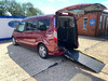 Ford Grand Tourneo Connect 2020 TITANIUM TDCI wheelchair & scooter accessible vehicle WAV