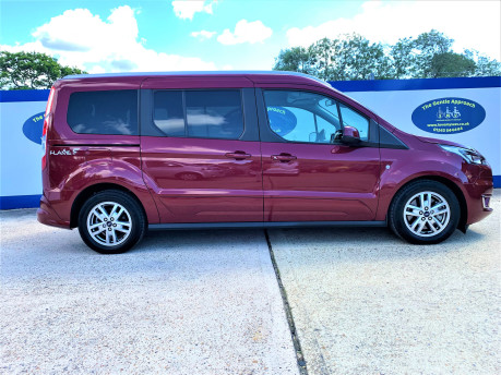 Ford Grand Tourneo Connect 2020 TITANIUM TDCI wheelchair & scooter accessible vehicle WAV 26
