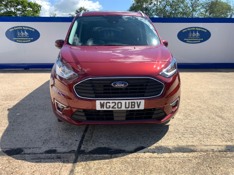 Ford Grand Tourneo Connect 2020 TITANIUM TDCI wheelchair & scooter accessible vehicle WAV 3