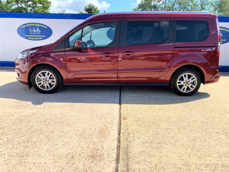 Ford Grand Tourneo Connect 2020 TITANIUM TDCI wheelchair & scooter accessible vehicle WAV 28