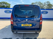 Peugeot Rifter PURETECH S/S ALLURE wheelchair & scooter accessible vehicle WAV 5