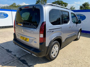 Peugeot Rifter BLUEHDI S/S ALLURE wheelchair & scooter accessible vehicle WAV 32