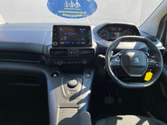Peugeot Rifter BLUEHDI S/S ALLURE wheelchair & scooter accessible vehicle WAV 17