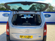 Peugeot Rifter BLUEHDI S/S ALLURE wheelchair & scooter accessible vehicle WAV 6