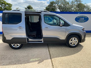 Peugeot Rifter BLUEHDI S/S ALLURE wheelchair & scooter accessible vehicle WAV 31