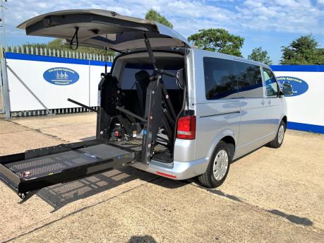 Volkswagen Transporter T30 TDI SHUTTLE SE wheelchair & scooter accessible vehicle WAV 31