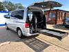 Volkswagen Transporter T30 TDI SHUTTLE SE wheelchair & scooter accessible vehicle WAV