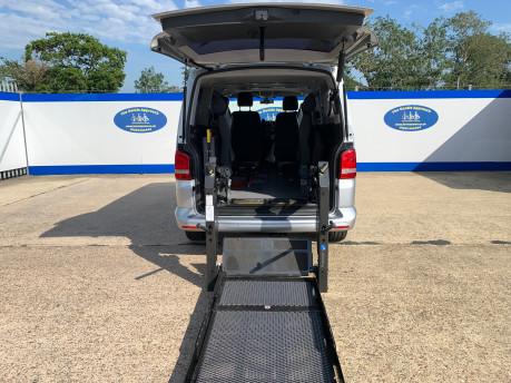 Volkswagen Transporter T30 TDI SHUTTLE SE wheelchair & scooter accessible vehicle WAV 7