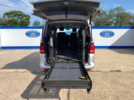 Volkswagen Transporter T30 TDI SHUTTLE SE wheelchair & scooter accessible vehicle WAV 6