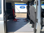 Volkswagen Transporter T30 TDI SHUTTLE SE wheelchair & scooter accessible vehicle WAV 13
