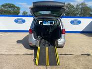 Volkswagen Sharan SE TDI DSG wheelchair & scooter accessible vehicle WAV 32