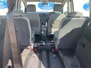 Volkswagen Sharan SE TDI DSG wheelchair & scooter accessible vehicle WAV 9