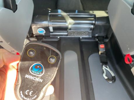 Volkswagen Sharan SE TDI DSG wheelchair & scooter accessible vehicle WAV 10