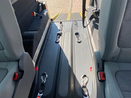 Volkswagen Sharan SE TDI DSG wheelchair & scooter accessible vehicle WAV 27