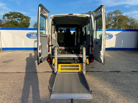 Renault Master SL28 BUSINESS DCI P/V QUICKSHIFT wheelchair accessible vehicle WAV 5