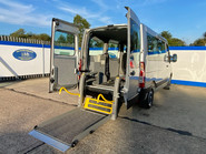 Renault Master SL28 BUSINESS DCI P/V QUICKSHIFT wheelchair accessible vehicle WAV 21