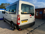 Renault Master SL28 BUSINESS DCI P/V QUICKSHIFT wheelchair accessible vehicle WAV 16