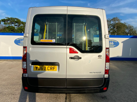 Renault Master SL28 BUSINESS DCI P/V QUICKSHIFT wheelchair accessible vehicle WAV 3