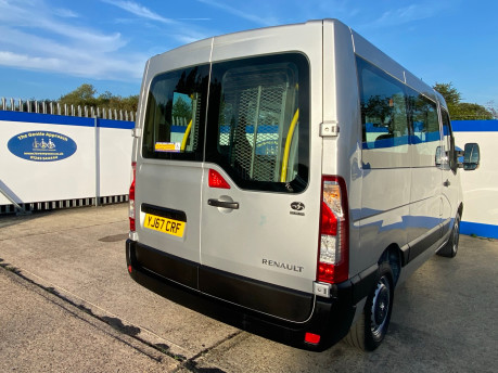 Renault Master SL28 BUSINESS DCI P/V QUICKSHIFT wheelchair accessible vehicle WAV 20