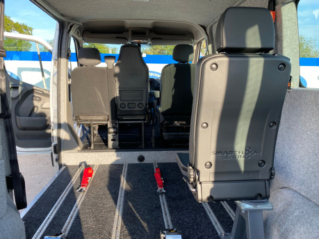 Renault Master SL28 BUSINESS DCI P/V QUICKSHIFT wheelchair accessible vehicle WAV 8