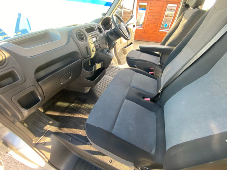 Renault Master SL28 BUSINESS DCI P/V QUICKSHIFT wheelchair accessible vehicle WAV 15