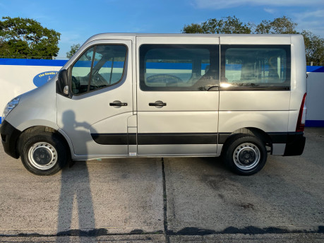 Renault Master SL28 BUSINESS DCI P/V QUICKSHIFT wheelchair accessible vehicle WAV 17
