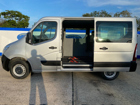 Renault Master SL28 BUSINESS DCI P/V QUICKSHIFT wheelchair accessible vehicle WAV 18