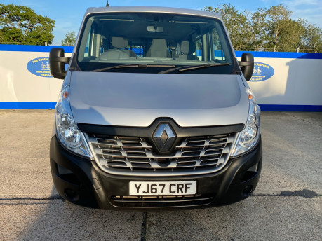 Renault Master SL28 BUSINESS DCI P/V QUICKSHIFT wheelchair accessible vehicle WAV 2