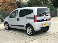 Fiat Qubo 2013 MYLIFE Wheelchair Accessible Vehicle WAV 14