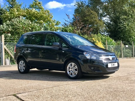 Vauxhall Zafira DESIGN CDTI Wheelchair Accessible Vehicle WAV